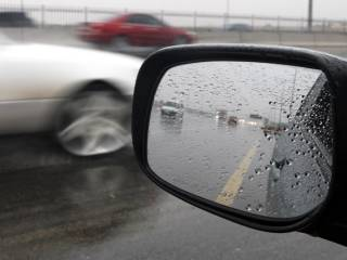 Scattered rain hits parts of UAE