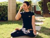 Yoga to melt away your stress