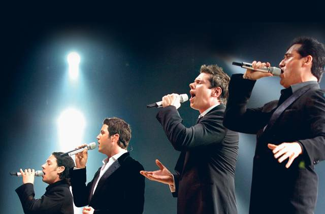 Win tickets to see il divo live in abu dhabi gulfnews win tickets to see il divo live in abu dhabi m4hsunfo