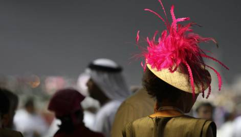 Pictures from the Dubai World Cup
