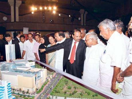 The new Lulu Shopping Mall in Kochi will create direct employment for 8,000 people