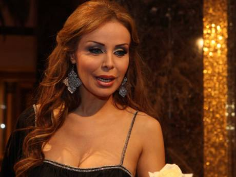 Arab celebrities at the noble awards ceremony for Film maghribi chambra 13