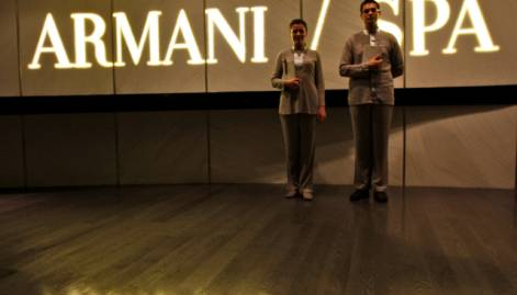 World's first Armani Hotel opens in Dubai