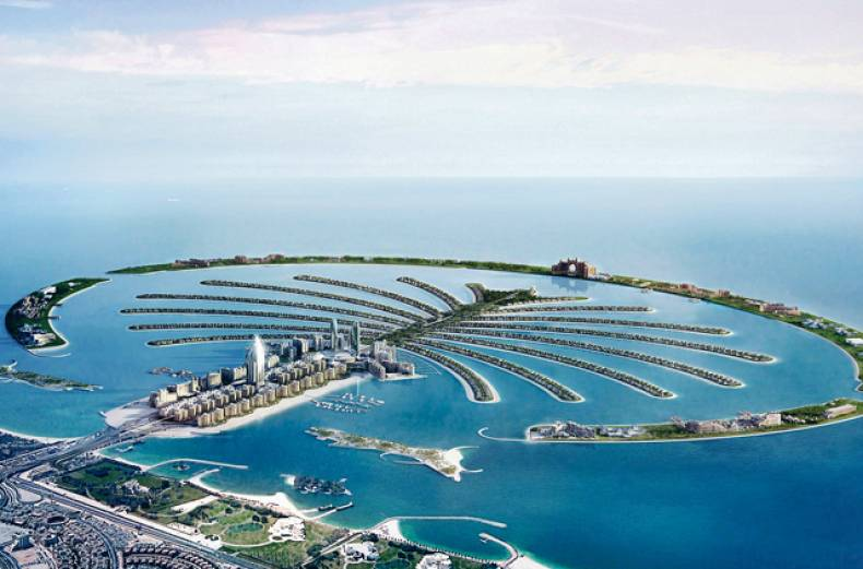 The luxury hotels opening on the palm jumeirah for Best hotels on the palm dubai