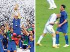World Cup through the years