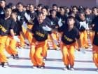 World's first synchronized dancing inmates