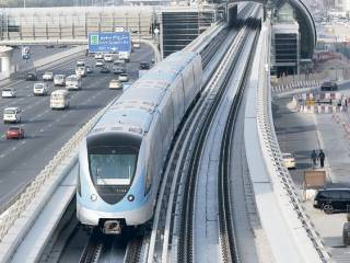 JLT-Ibn Battuta metro service to be suspended