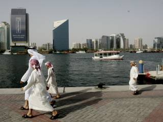 Mohammad approves Dubai Creek tower