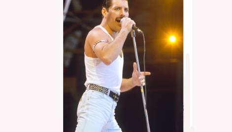 Looking back at Live Aid