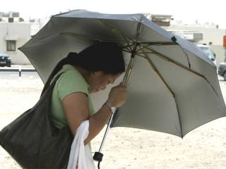 High temperatures to persist in UAE