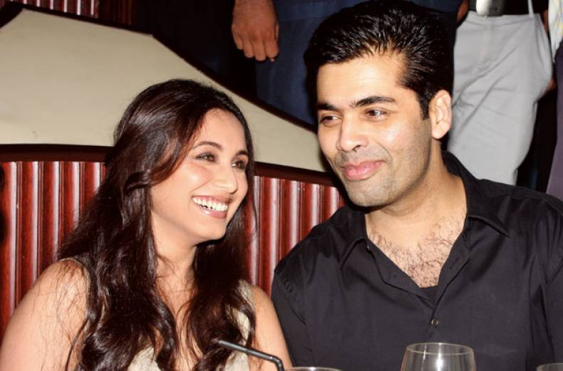 rani-mukerjee-and-karan-johar