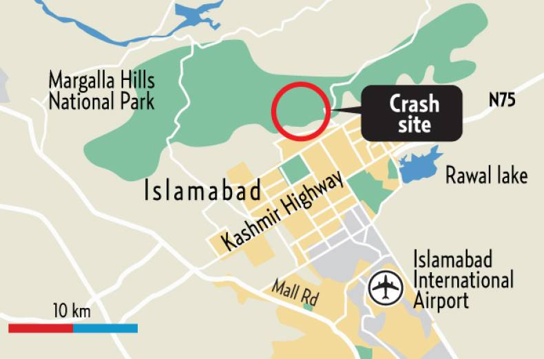 pakistan-air-crash-locator-map