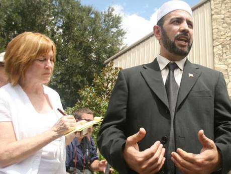 Imam Muhammad Musri at Dove World Outreach Center