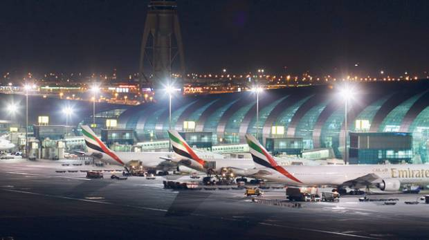 Dubai International Airport Terminal 3
