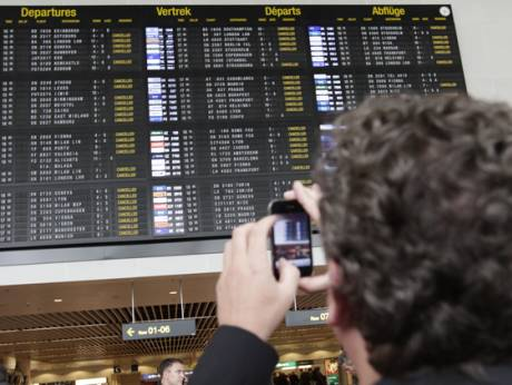 Brussels Airport delays