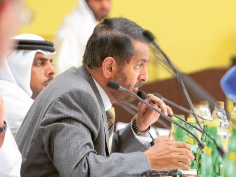 Sharif Al Halawani, Director General of the Jebel Ali