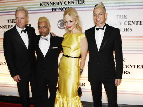 No Doubt at Kennedy Center Honors