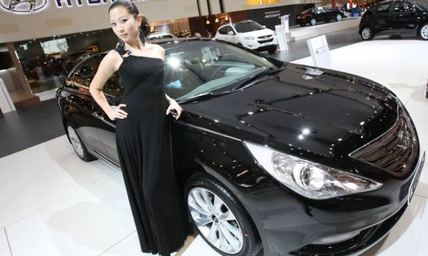 Abu Dhabi International Motor Show