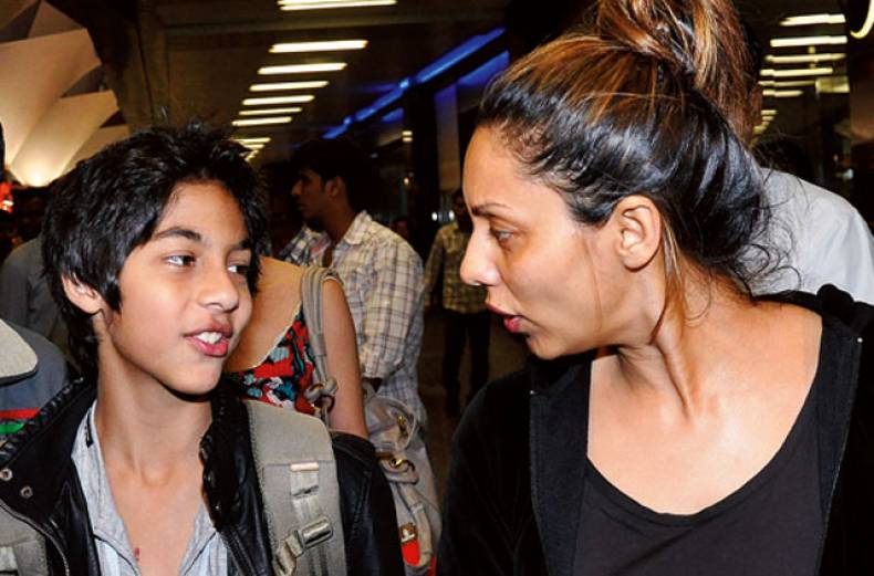 gauri-khan-and-son-aryan