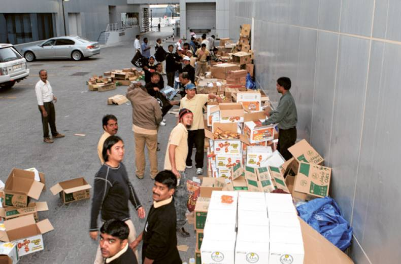 preparations-under-way-at-gulf-news-office-on-thursday