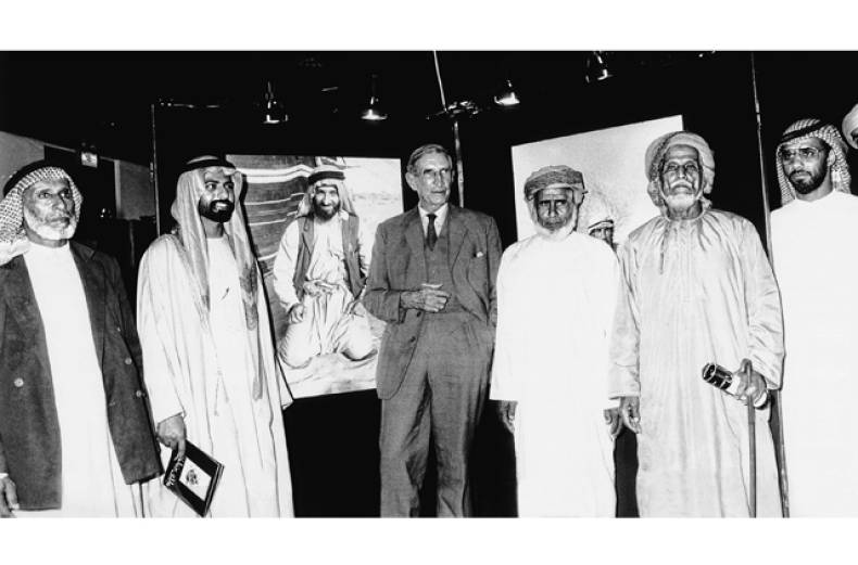 sir-wilfred-thesiger-with-shaikh-nahyan-bin-mubarak-al-nahyan