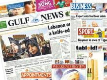 Gulf News remains top English daily newspaper