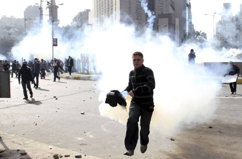 egyptian-protester