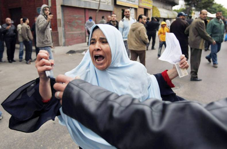 a-muslim-protester-shows-her-anger-as-she-chants