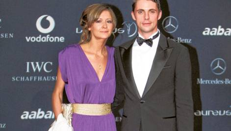 In pictures: Laureus Awards red carpet
