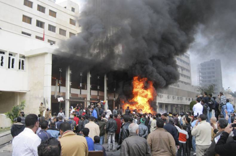 the-local-government-headquarters-is-set-on-fire