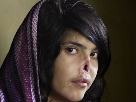 most beautiful afghanistan girl