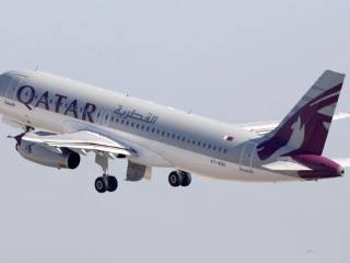 Qatar Airways flight lands 13 hours late