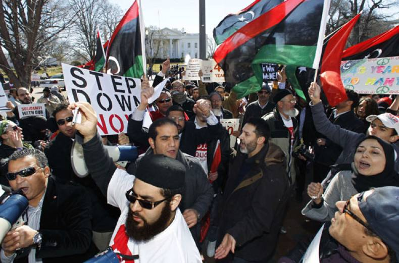 libyan-protesters