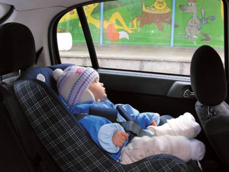 Child Safety In Cars Its Your Hands