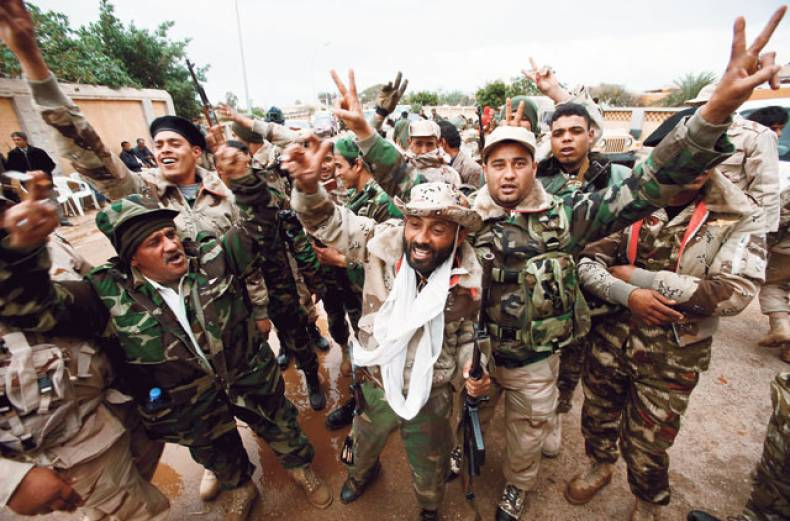 residents-and-former-soldiers-of-muammar-gaddafi-celebrate