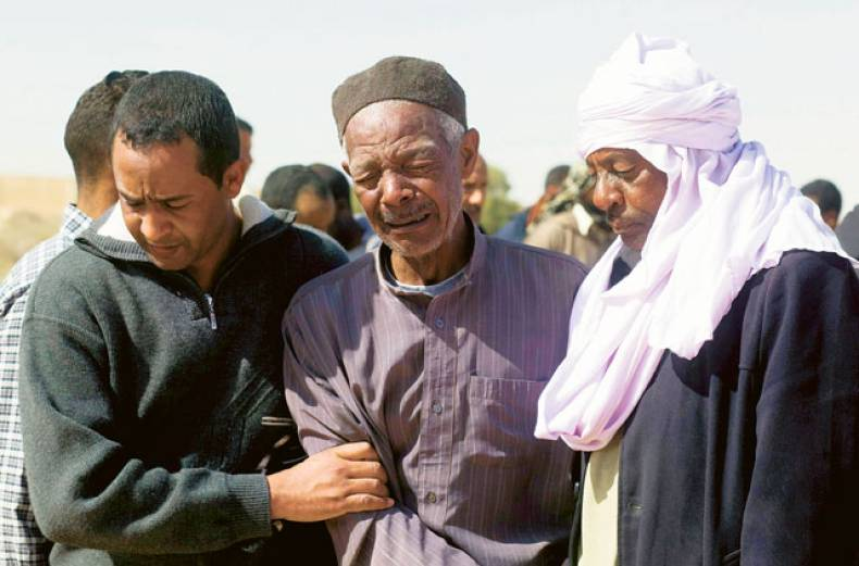 relatives-of-victims-mourn-those-killed-in-brega-clashes