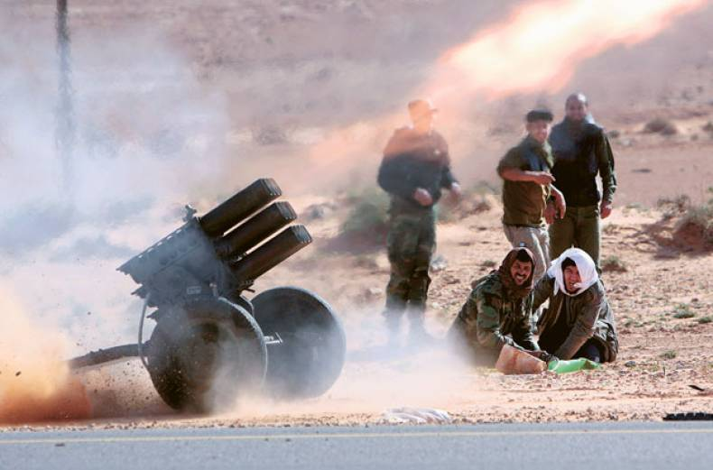 anti-gaddafi-rebels-fire-multiple-launcher-rockets