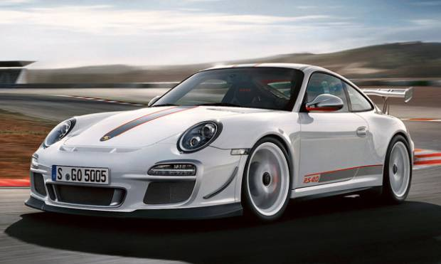What to expect from the Porsche '998'