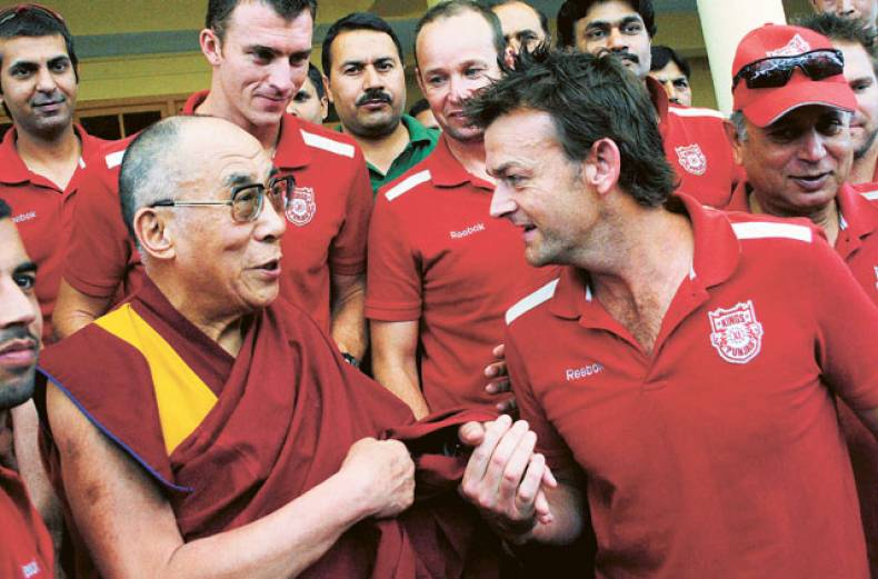 tibet-s-exiled-buddhist-spiritual-leader-the-dalai-lama-speaks-with-adam-gilchrist