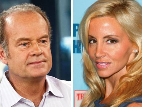 Kelsey Grammer and Cmaille