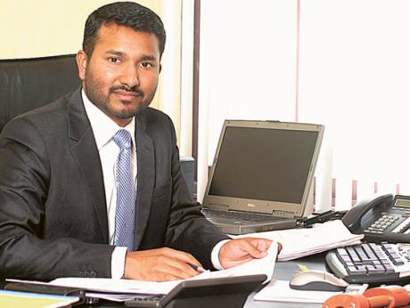 Sameer K. Mohammad, Managing Director of Jaleel Holdings