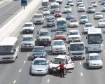 Traffic accidents cause standstill in Dubai