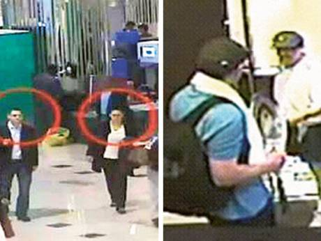 CCTV images show the hit squad which followed Hamas leader Mahmoud Al Mabhouh