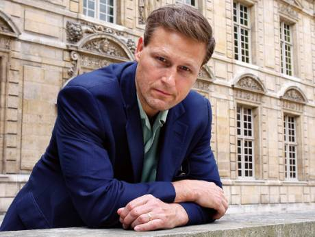 Best-selling crime writer David Baldacci