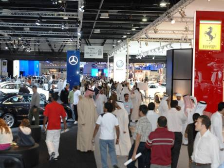 Dubai International Motor Show