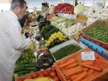 Food import ban: No price spikes seen