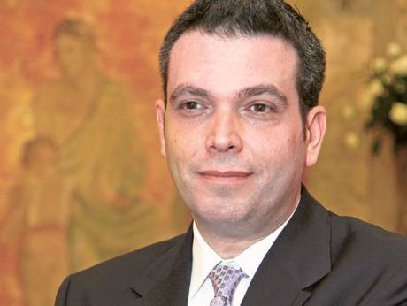 Ziad Al Chaar, managing director of Damac Properties