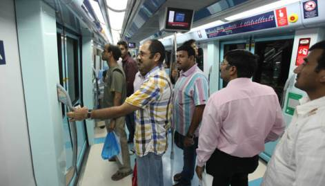 In pictures: Dubai Metro's Green Line
