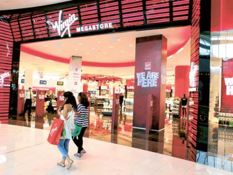 Virgin Megastore Going Out Of Business! -