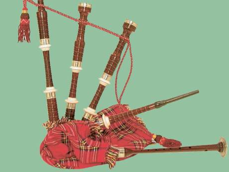 Bagpipe ban deflates fans